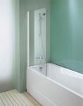 Шторка на ванну Kolpa-San Sole TP 75