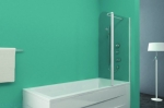 Шторка на ванну Kolpa-San Quat TP 102 R/L
