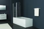 Шторка на ванну Kolpa-San Sole TP 112 Beatrice R/L