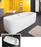 Ванна Kolpa San Othello FS 185 x 90 (NEW)+каркас+панель(цельная)белая