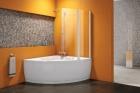 Шторка на ванну Kolpa-San Sole TP 102 L/D