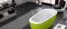 Ванна Kolpa San Adonis 180x80 FS Green & White
