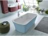 Ванна Kolpa San Marilyn-FS 180x90 Blue & White